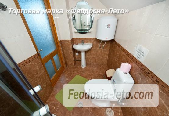 База отдыха на Золотом пляже в Феодосии на Керченском шоссе - фотография № 57