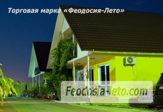База отдыха на Золотом пляже в Феодосии на Керченском шоссе - фотография № 61