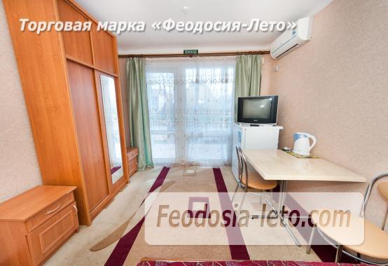 База отдыха на Золотом пляже в Феодосии на Керченском шоссе - фотография № 66