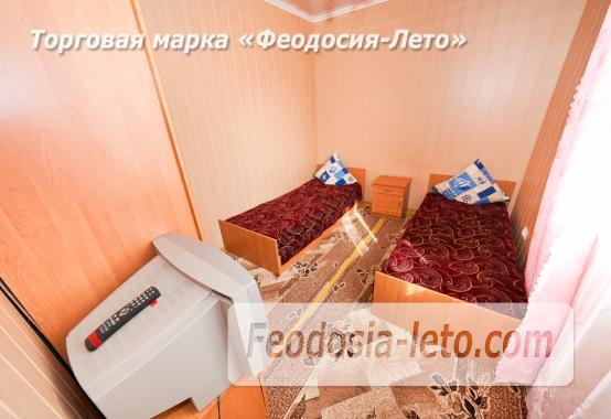 База отдыха на Золотом пляже в Феодосии на Керченском шоссе - фотография № 72