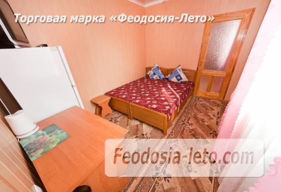 База отдыха на Золотом пляже в Феодосии на Керченском шоссе - фотография № 74