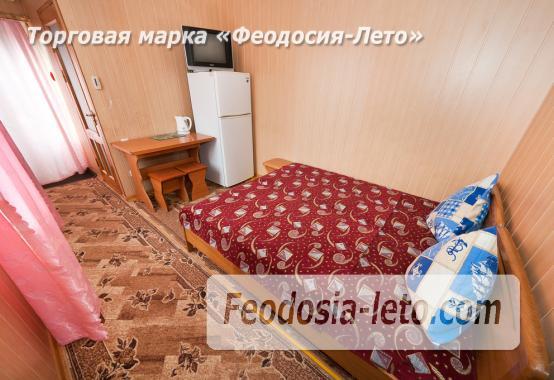 База отдыха на Золотом пляже в Феодосии на Керченском шоссе - фотография № 75