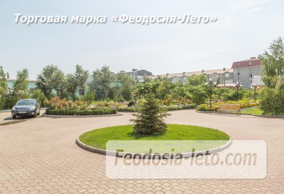 База отдыха на Золотом пляже в Феодосии на Керченском шоссе - фотография № 12