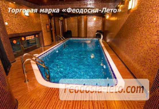 Частная вилла с бассейном на улице Вересаева в Феодосии - фотография № 1