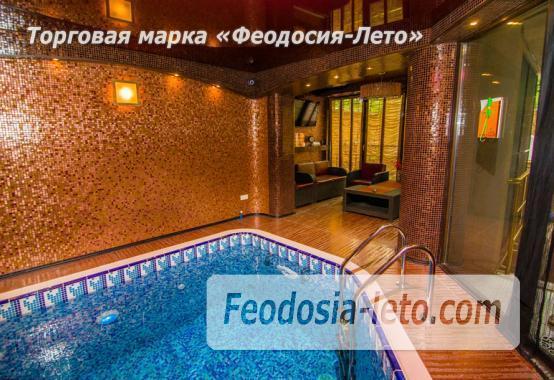 Частная вилла с бассейном на улице Вересаева в Феодосии - фотография № 3