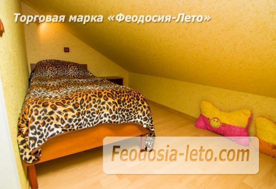 Частная вилла с бассейном на улице Вересаева в Феодосии - фотография № 14