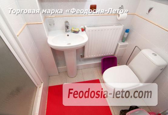 Частная вилла с бассейном на улице Вересаева в Феодосии - фотография № 23
