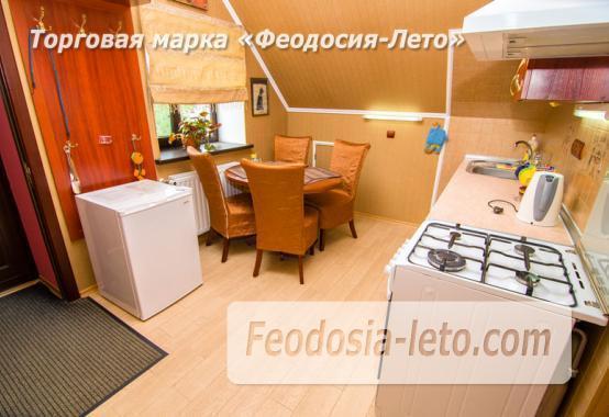 Частная вилла с бассейном на улице Вересаева в Феодосии - фотография № 24