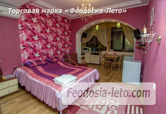 Частная вилла с бассейном на улице Вересаева в Феодосии - фотография № 26