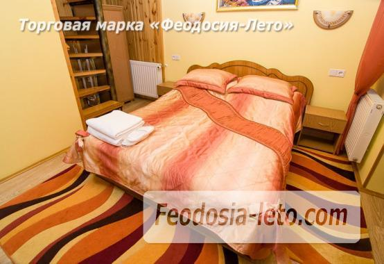 Частная вилла с бассейном на улице Вересаева в Феодосии - фотография № 32