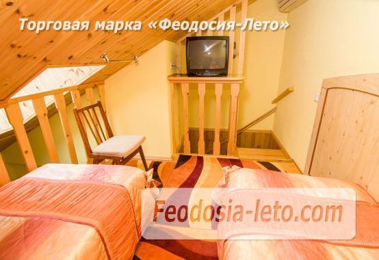 Частная вилла с бассейном на улице Вересаева в Феодосии - фотография № 34