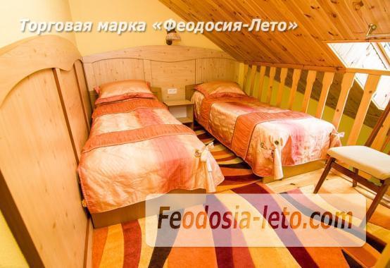 Частная вилла с бассейном на улице Вересаева в Феодосии - фотография № 35