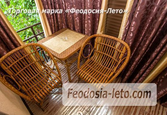 Частная вилла с бассейном на улице Вересаева в Феодосии - фотография № 39