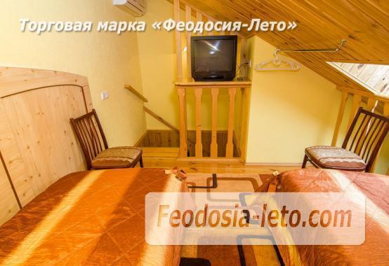 Частная вилла с бассейном на улице Вересаева в Феодосии - фотография № 45