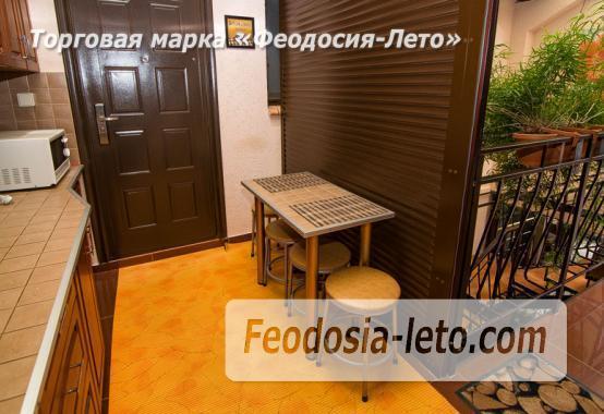 Частная вилла с бассейном на улице Вересаева в Феодосии - фотография № 48