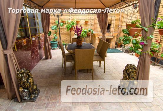 Частная вилла с бассейном на улице Вересаева в Феодосии - фотография № 52