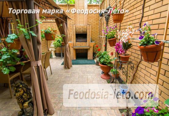 Частная вилла с бассейном на улице Вересаева в Феодосии - фотография № 53