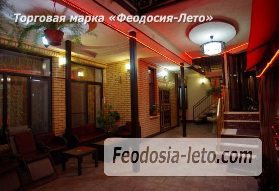 Частная вилла с бассейном на улице Вересаева в Феодосии - фотография № 2