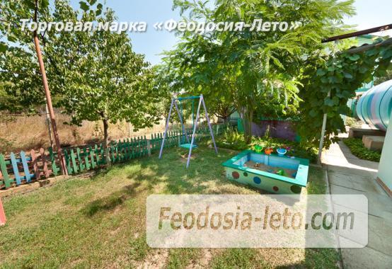 Частный сектор в Приморском на улице Абрикосовая - фотография № 1