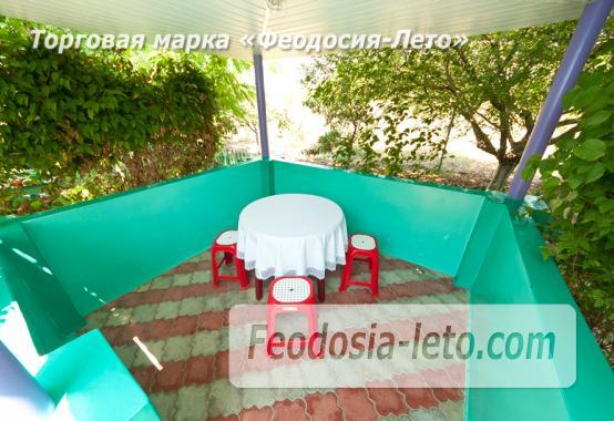 Частный сектор в Приморском на улице Абрикосовая - фотография № 22