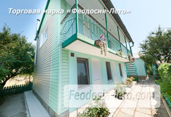 Частный сектор в Приморском на улице Абрикосовая - фотография № 27