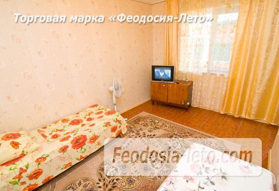 Частный сектор в Феодосии на улице Луначарского - фотография № 7