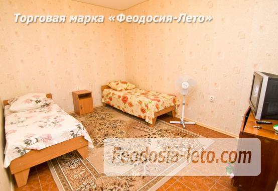 Частный сектор в Феодосии на улице Луначарского - фотография № 8