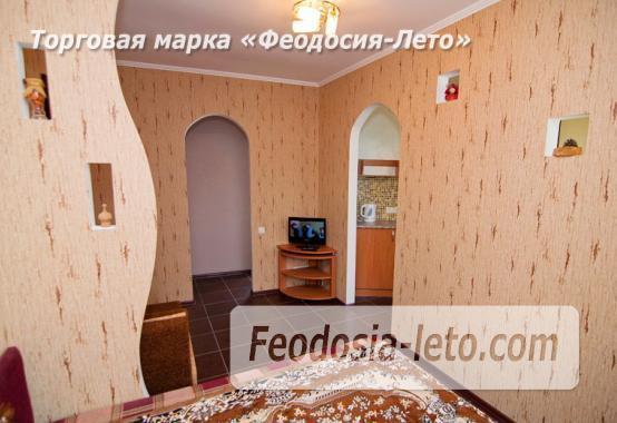 Частный сектор в Феодосии на улице Украинская - фотография № 16