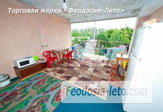 Частный сектор в Феодосии на улице Железнодорожная - фотография № 17