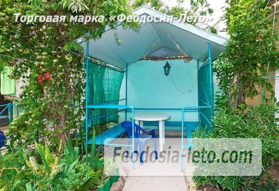 Частный сектор в Феодосии на улице Железнодорожная - фотография № 13