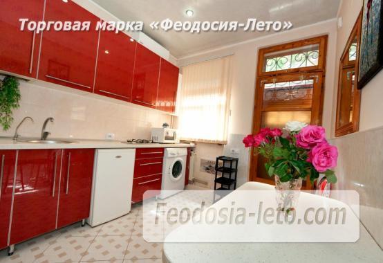 Частный сектор рядом с Комсомольским парком на Динамо в г. Феодосия - фотография № 1