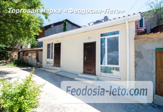Частный сектор на улице Федько в Феодосии - фотография № 5