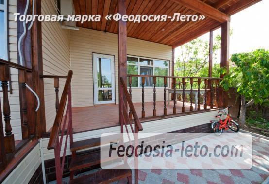 Дом отдыха, Феодосия Ближние Камыши, улица Коммунальников - фотография № 14