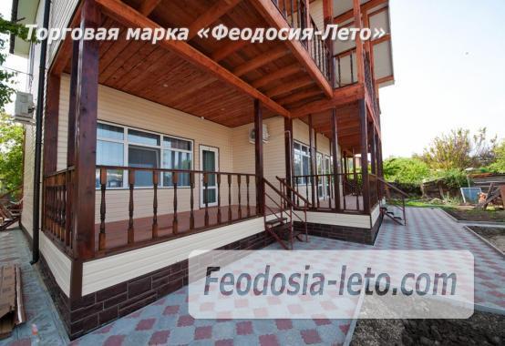 Дом отдыха, Феодосия Ближние Камыши, улица Коммунальников - фотография № 36