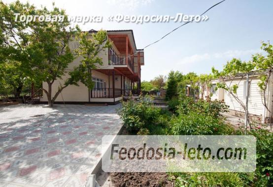 Дом отдыха, Феодосия Ближние Камыши, улица Коммунальников - фотография № 38