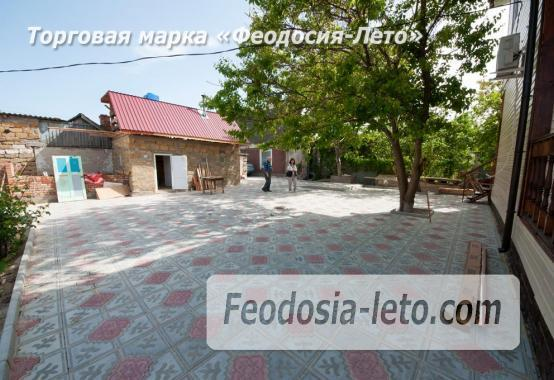 Дом отдыха, Феодосия Ближние Камыши, улица Коммунальников - фотография № 15