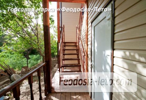 Дом отдыха, Феодосия Ближние Камыши, улица Коммунальников - фотография № 17