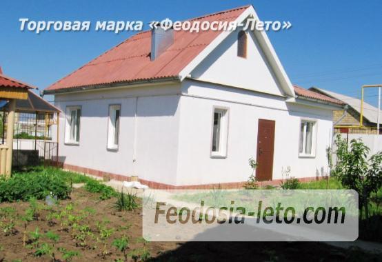 Дом под ключ на улице Черноморская п. Береговое Феодосия - фотография № 1