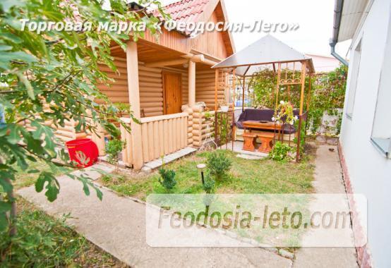 Дом под ключ на улице Черноморская п. Береговое Феодосия - фотография № 17