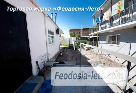 Дом у моря в Феодосии, улица Чехова - фотография № 20