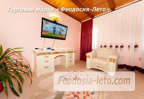 Коттедж в Феодосии до 10 человек. 5-комнатный с 2-мя холлами - фотография № 6