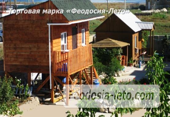 Домики на улице Грина в Береговом, что под Феодосией - фотография № 1