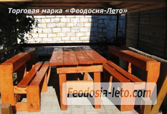 Домики на улице Грина в Береговом, что под Феодосией - фотография № 3