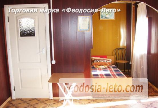 Домики на улице Грина в Береговом, что под Феодосией - фотография № 5