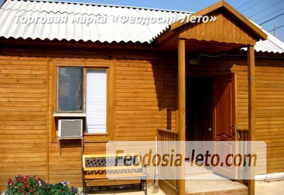 Домики на улице Грина в Береговом, что под Феодосией - фотография № 8