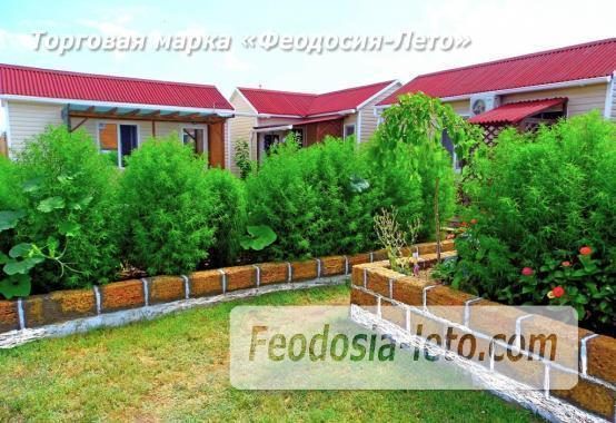 Частный сектор в посёлке Береговом Феодосия, улица Коронелли - фотография № 6