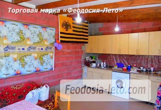 Частный сектор в посёлке Береговом Феодосия, улица Коронелли - фотография № 14