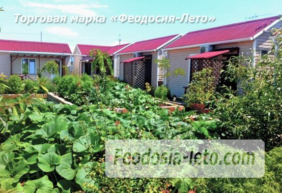 Частный сектор в посёлке Береговом Феодосия, улица Коронелли - фотография № 16