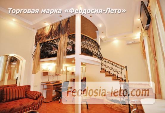 Двухуровневая однокомнатная квартира в Феодосии, улица Украинская, 5 - фотография № 1