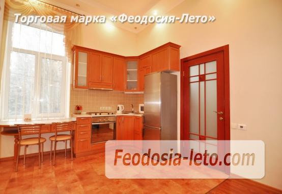 Двухуровневая однокомнатная квартира в Феодосии, улица Украинская, 5 - фотография № 12